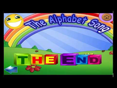 ABC Song - Kids Learning Game - ABC Songs for Children