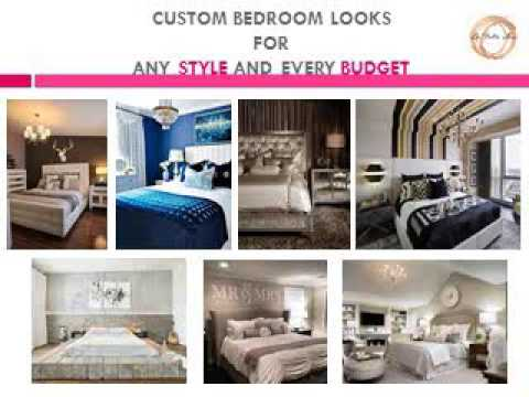 How to get an awesome bedroom for a low cost! - YouTube