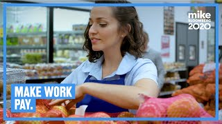 Make Work Pay | Mike Bloomberg For President