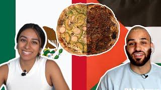 Arab and Mexican Meal Swap: Sfeeha Vs. Tlayuda