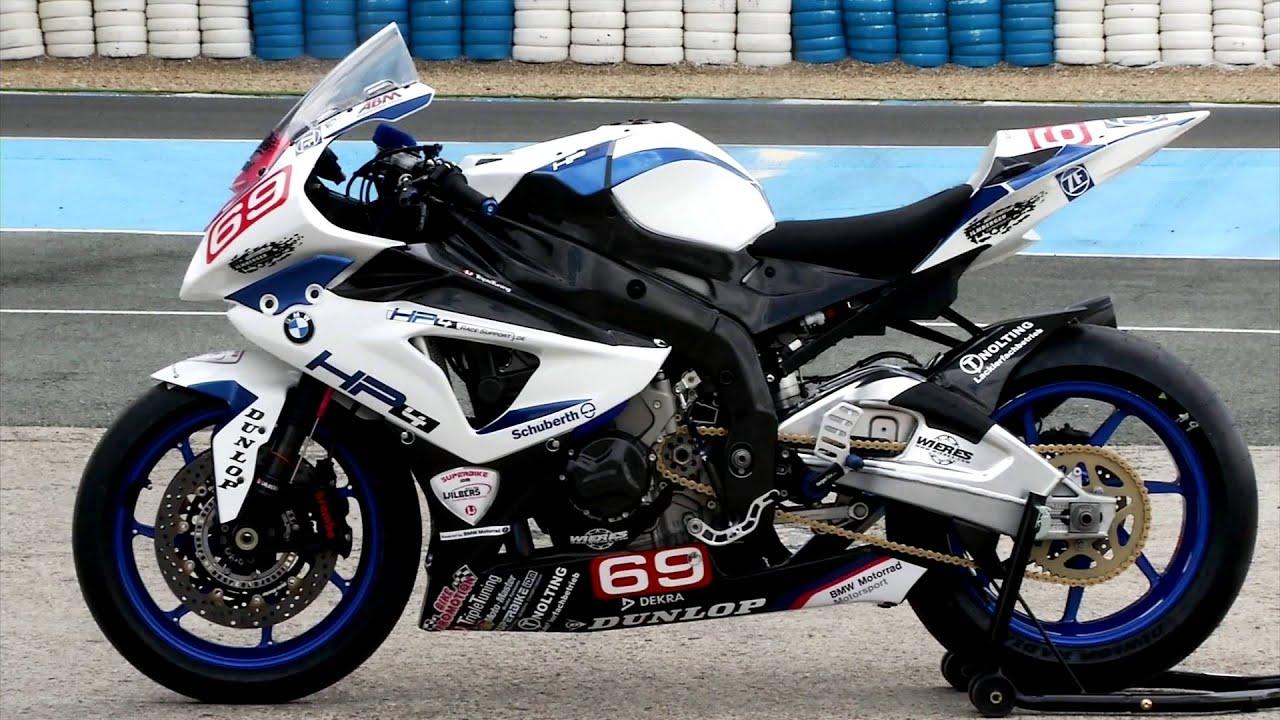Bmw Motorrad Sbk Il Test Di Gpone Com A Jerez Youtube