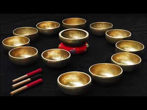 MEDITAZIONE CON CAMPANE TIBETANE - Terzo Occhio e CHAKRA della Fronte