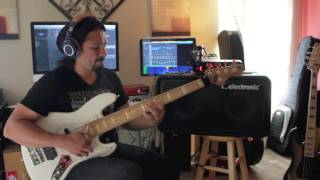 SpectraComp Bass Compressor demo by Ariel Garcia