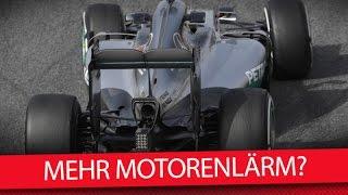 Erklärt: Lautere Motoren durch zusätzliche Auspuffrohre - MSM TV: Formel 1