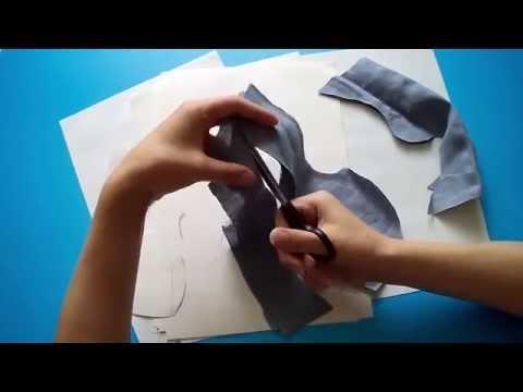 видео: Как легко сделать мягкую игрушку своими руками