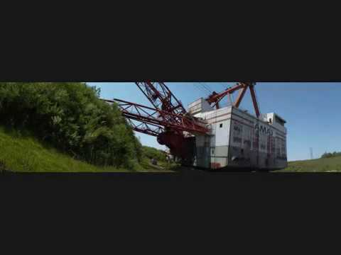 Largest Dragline In The World Is Gone Forever