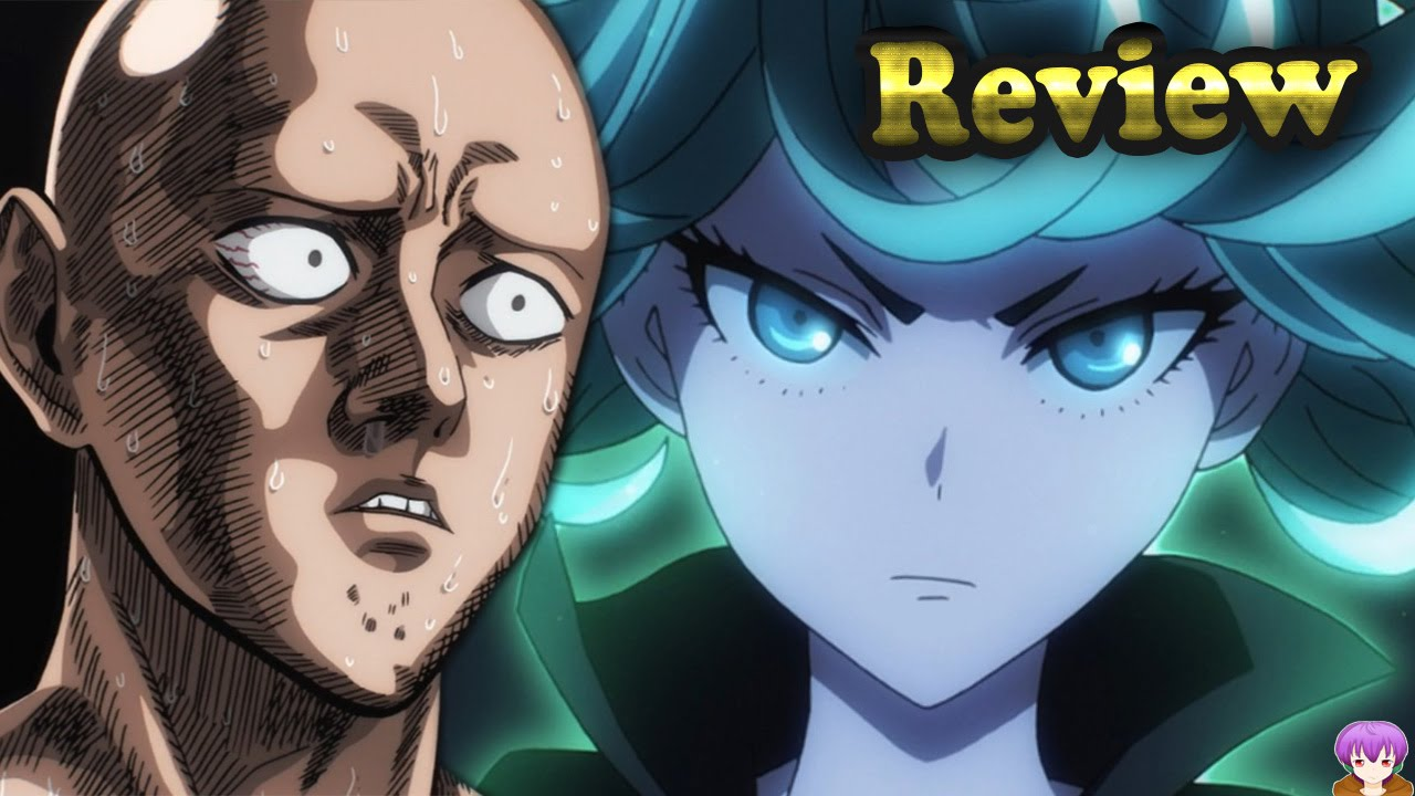 One Punch Man Episode 6 Anime Review When The Hero Is Reduced To Common Feats ïンパンマン Youtube