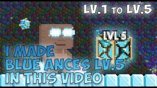 Making Blue Ances Level 5 In This Video ! (OMG)│Growtopia(그로우토피아)