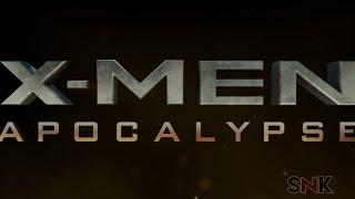 New X Men Apocalypse Teaser Trailer