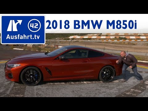 2018 BMW M850i xDrive Coupé (G15) - Kaufberatung, Test, Review