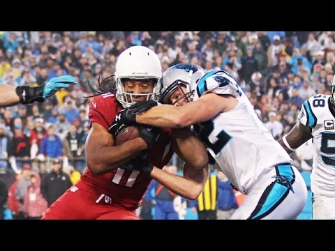 Cardinals vs. Panthers Wild Card highlights