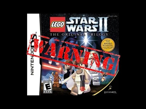 Lego Star Wars 2 The Original Trilogy For Nintendo Ds Game Review