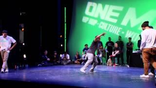 Top Notch B-boy / B-girl Battle: Semi-Finals Part 2