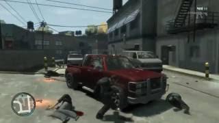 GTA 4   Mission #72   Truck Hustle