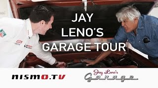 JAY LENO'S GARAGE TOUR Feat. GT-R LM NISMO