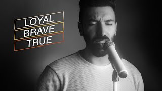 "Christina Aguilera 'Loyal Brave True' from ""Mulan"" (Cover)"