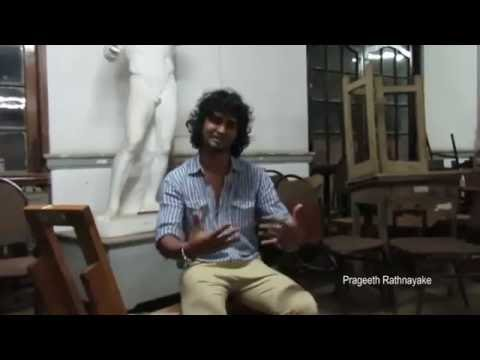 Heywood Art Society Prageeth Rathnayake Speak About H.A. Karunarathne