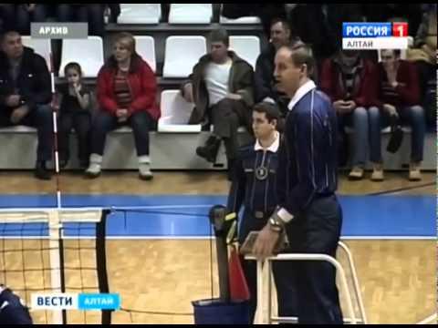 События алтайского спорта от Сергея Пинчука