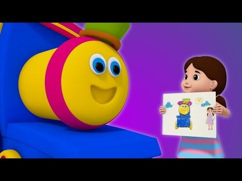 Bob The Train | Little Things We Love | Nursery Rhymes | Kids Songs by Bob The Train S02E10