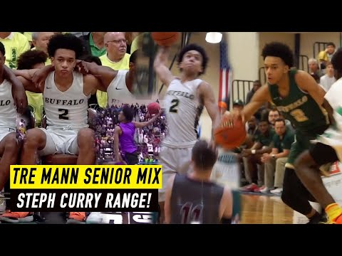 Tre Mann ULTIMATE Senior Mixtape! McDonald's All American! Future Florida Gator