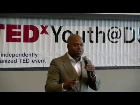 You Can Prepare Yourself for the Unknown | Frederic Bertley | TEDxYouth@DSA