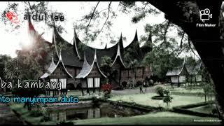 Download Cinto manyimpan duto, saba kambang
