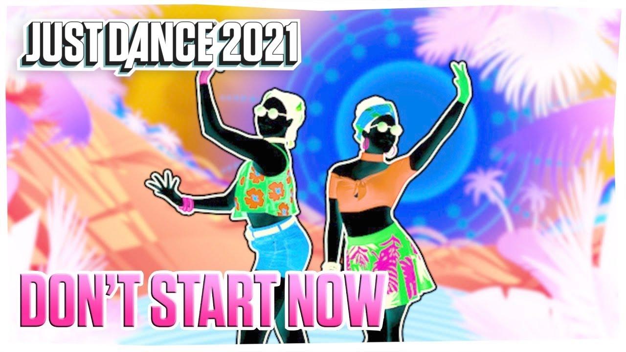 Dance Dance Dance 2021 Start