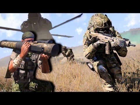 King of the Hill Mayhem - ARMA 3 Apex