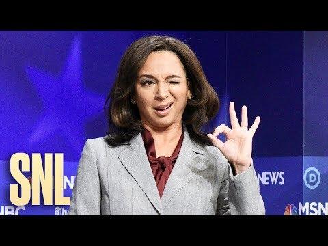 2020 Democratic Debate - SNL