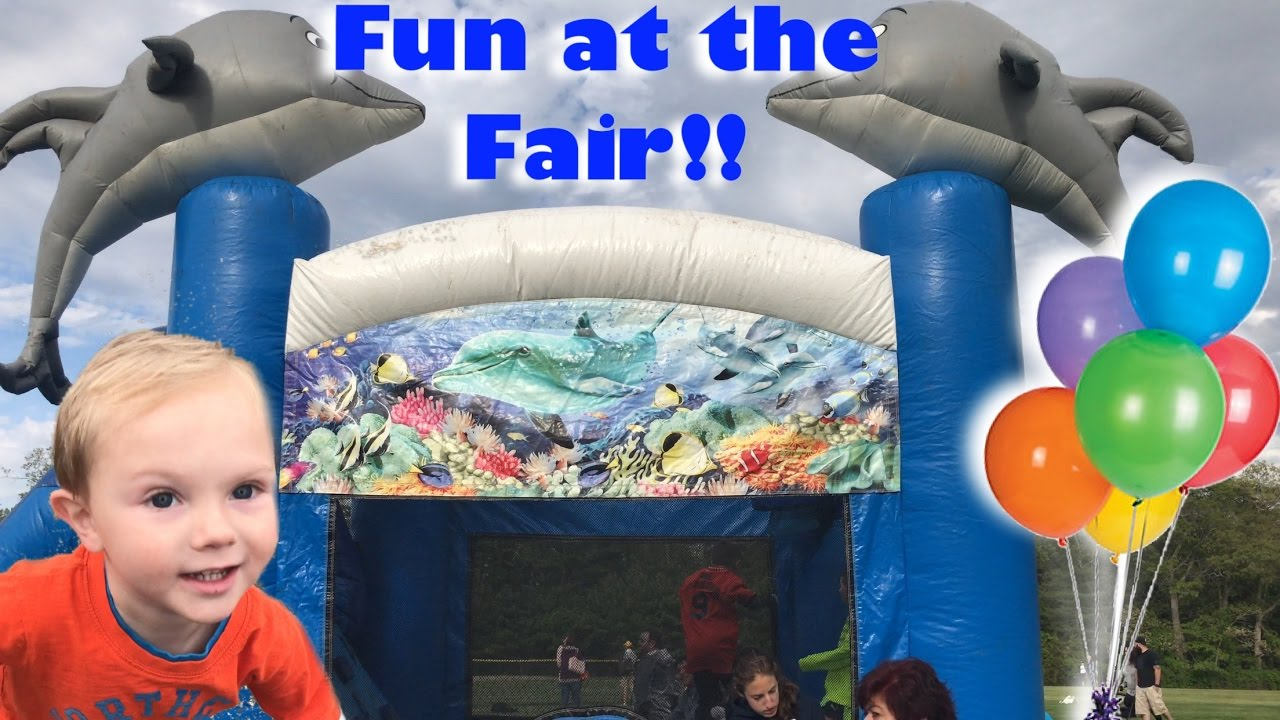 Inflatable fair prizes