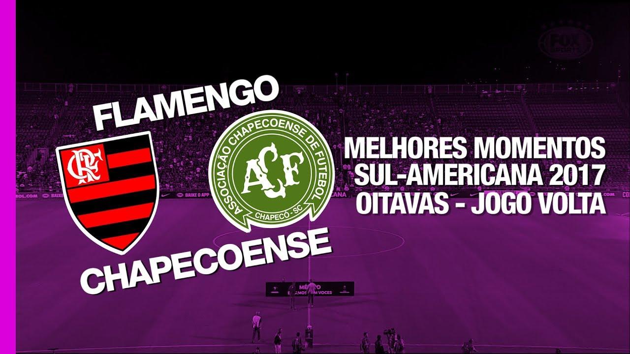 Flamengo 4-0 Chapecoense SC