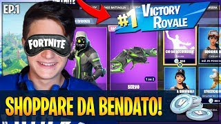 SHOPPARE FROM BENDATO CHALLENGE ON FORTNITE!! Ep.1 Hello V-bucks, but we won it!🔝