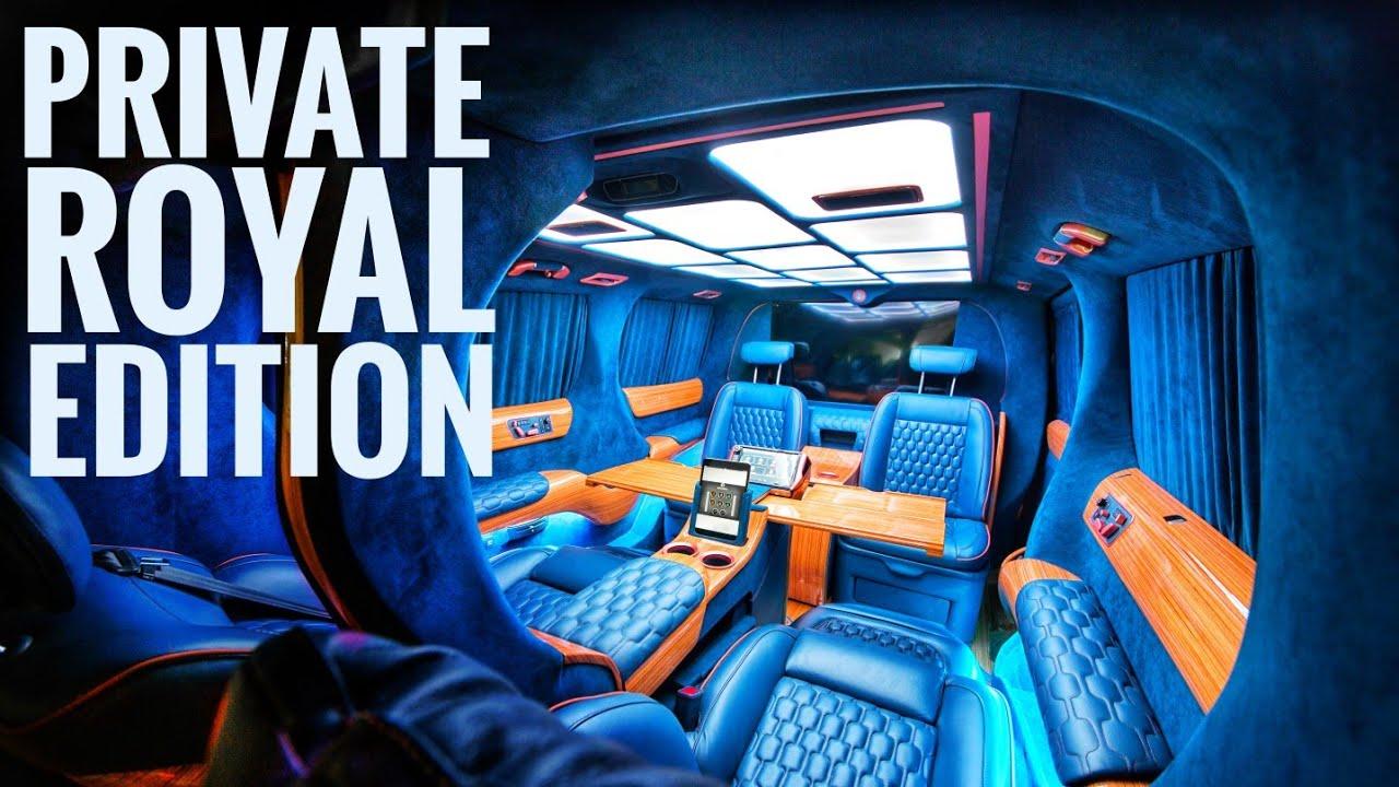 Ertex Luxury Car Design Royal Edition Youtube