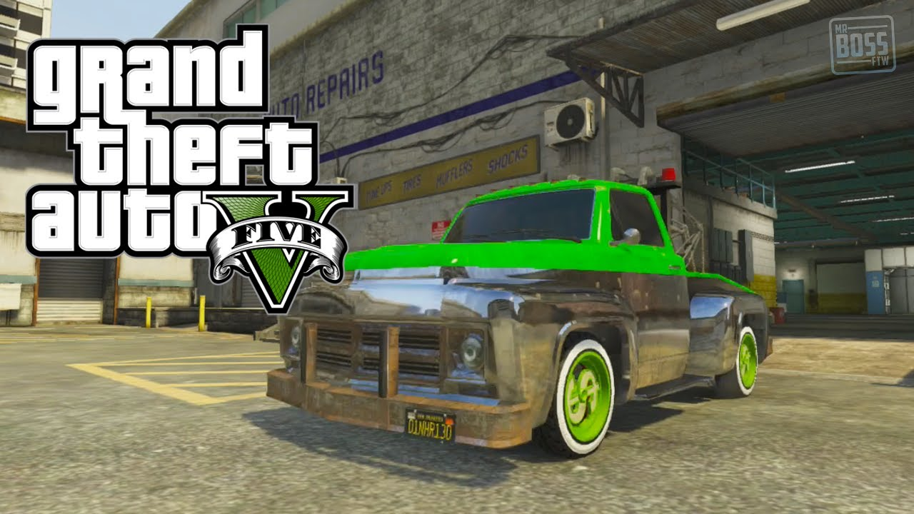 GTA 5 Online: How To Get The Utility \