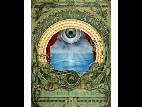 My Morning Jacket (with Daniel Martin Moore) - Wonderful - Auditorium Theatre - Chicago 6/17/2011