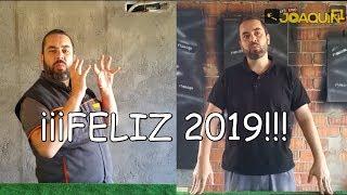 FELIZ AÑO 2019 Metas y objetivos