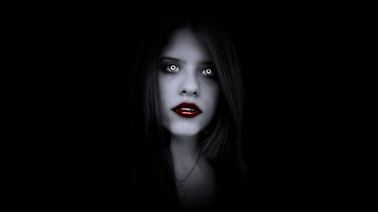 How to Transform Someone Into a Vampire in Photoshop