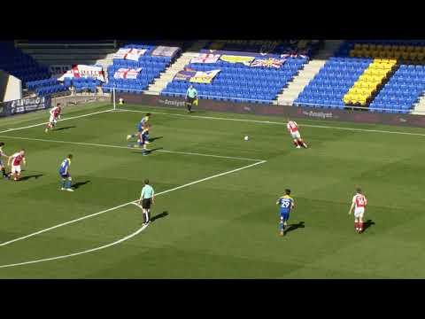 AFC Wimbledon Fleetwood Town Goals And Highlights