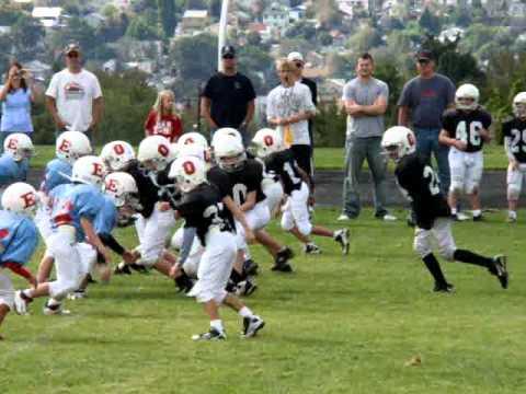 2010 Sheldon Fields (#13) Omak vs. East Wenatchee