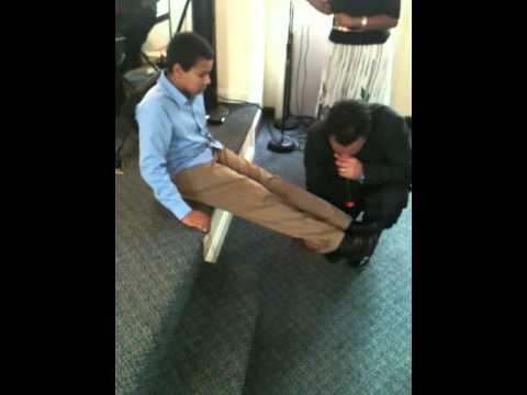 Evangelista Jaime Sanchez, Dios hace multiples milagros de Sanidad en Cincinnati