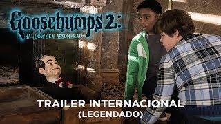 Goosebumps 2: Halloween Assombrado | Trailer Internacional | LEG | 11 de outubro nos cinemas