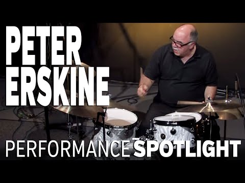 Performance Spotlight: Peter Erskine (1 of 2)