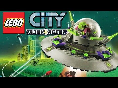 Zagrajmy w LEGO CITY: TAJNY AGENT PL #15 - JETPACK I STATEK UFO - PC