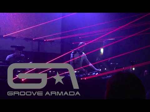 Groove Armada - Village Underground (London) 20/04/2013