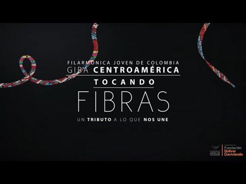 Fundación Bolívar Davivienda | Filarmónica Joven de Colombia | Gira Centroamérica – Trailer