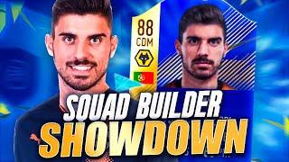TOTS RUBEN NEVES SQUAD BUILDER SHOWDOWN VS AJ3!!! - FIFA 18 ULTIMATE TEAM
