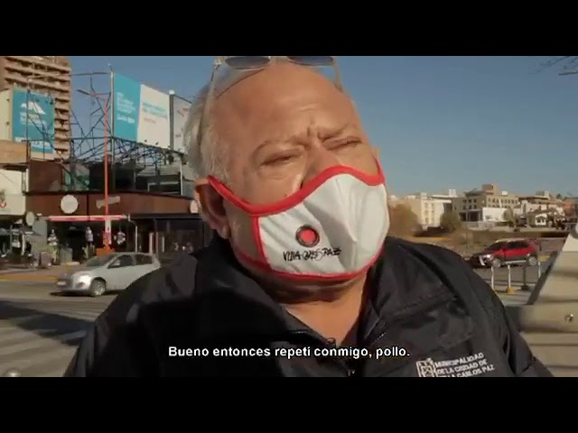 Cacho Buenaventura invita a vivir Carlos Paz con tonada