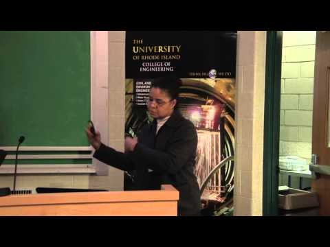 URI Transportation Forum - Prof. Natacha Thomas