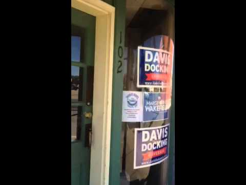 Democrat Office in Allen County Kansas