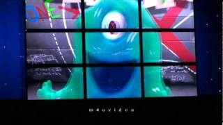 Samsung PAVV Full HD 3D LED-TV (3D Demo)
